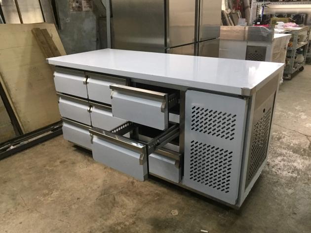 抽屜式臥式冷藏櫃 2