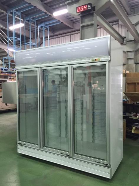 玻璃冷藏展示櫃 3