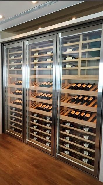 紅酒展示保存櫃 10